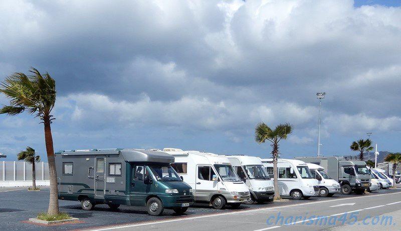 Tanger Med (Maroc en camping-car)