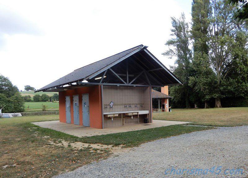 Aire de camping-car de Saint Jean de Mayenne (Voyages en camping-car)