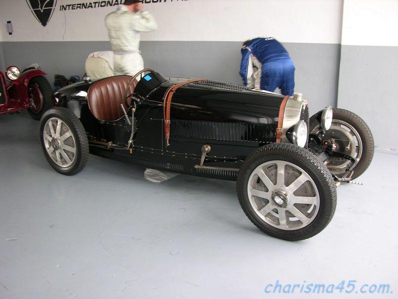 Bugatti type 35 (Classic-Days en camping-car)