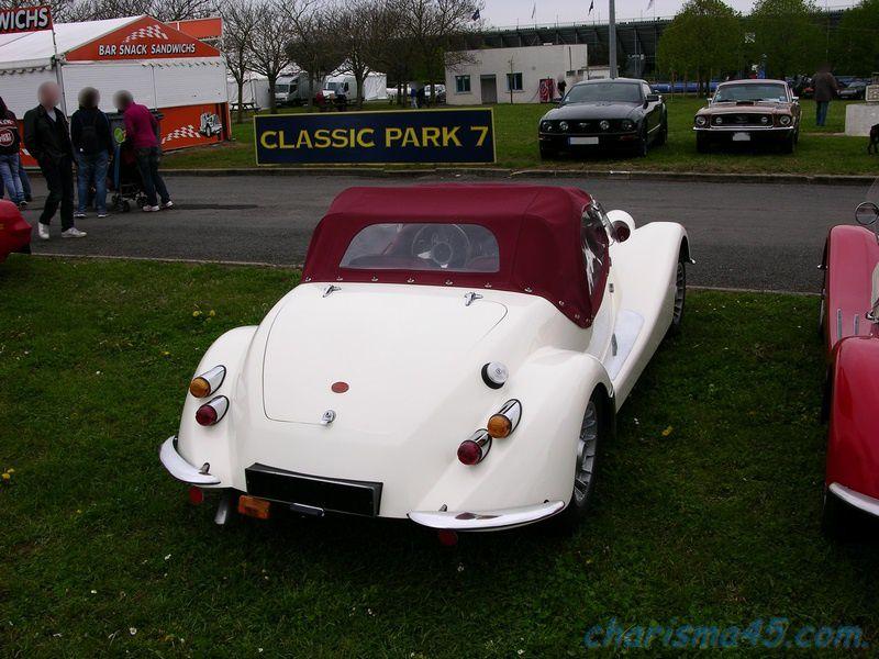 Tilbury (Classic-Days en camping-car)