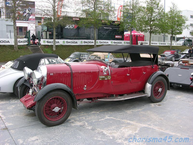 Lagond (Classic Days en camping-car)
