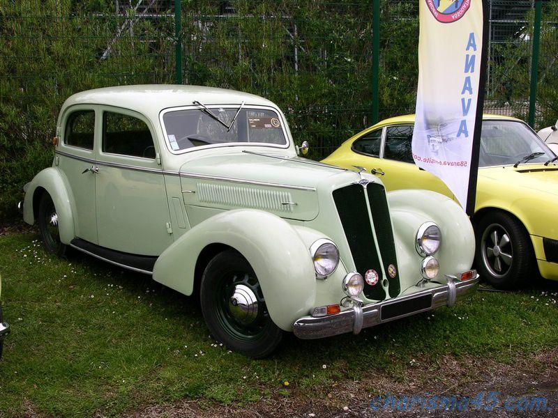 Salmson (Classic-Days en camping-car)