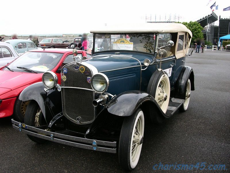Ford (Classic-Days en camping-car)