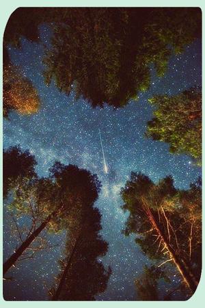 Invocation à dire lorsque l'on voit une étoile filante