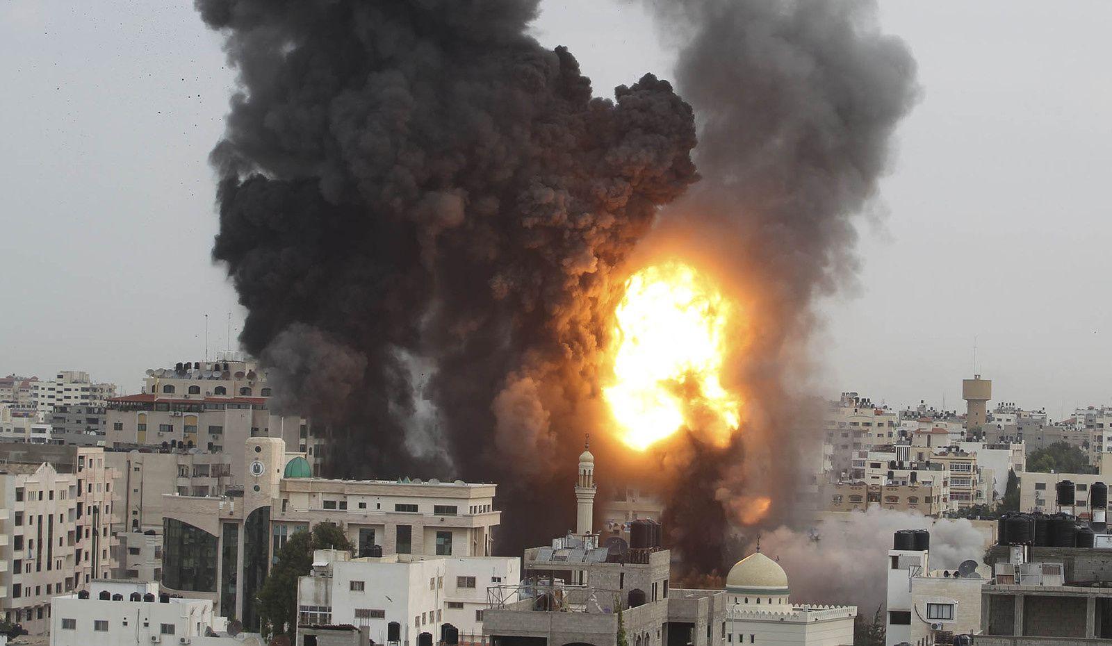 Les derniers événements dans la bande de Gaza