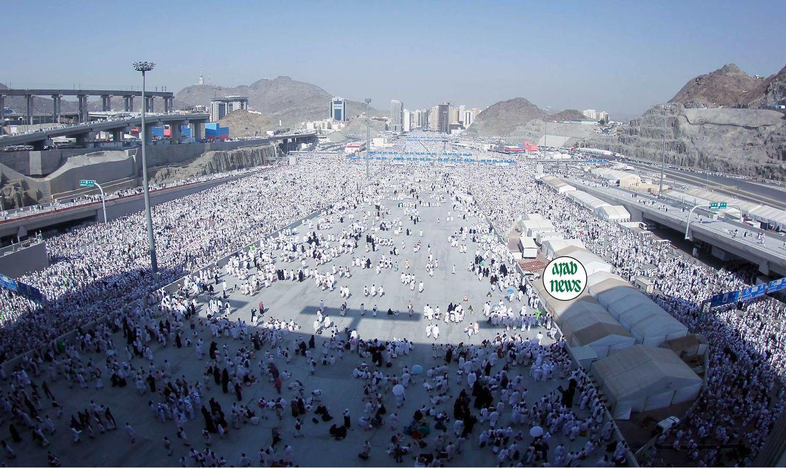 Quelques images du Hajj 2014