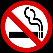 Est-ce que le Tabac est interdit ?