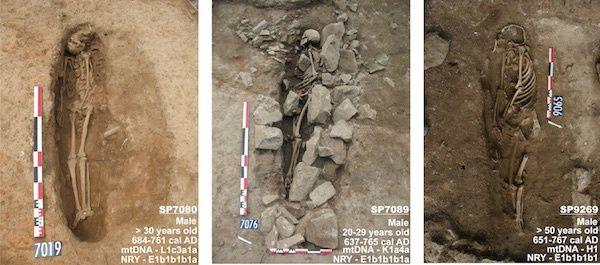 Des tombes attestent de la présence de musulmans à Nîmes au début du moyen âge