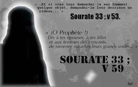Le Hidjâb: Les lois spécifiques concernant le vêtement et le voile de la femme musulmane.