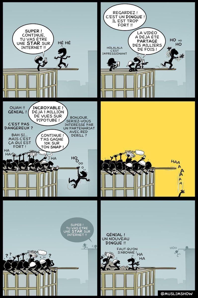 Les réseaux sociaux...