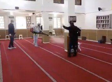 Qu'Allah protège l'Algérie et les pays musulmans