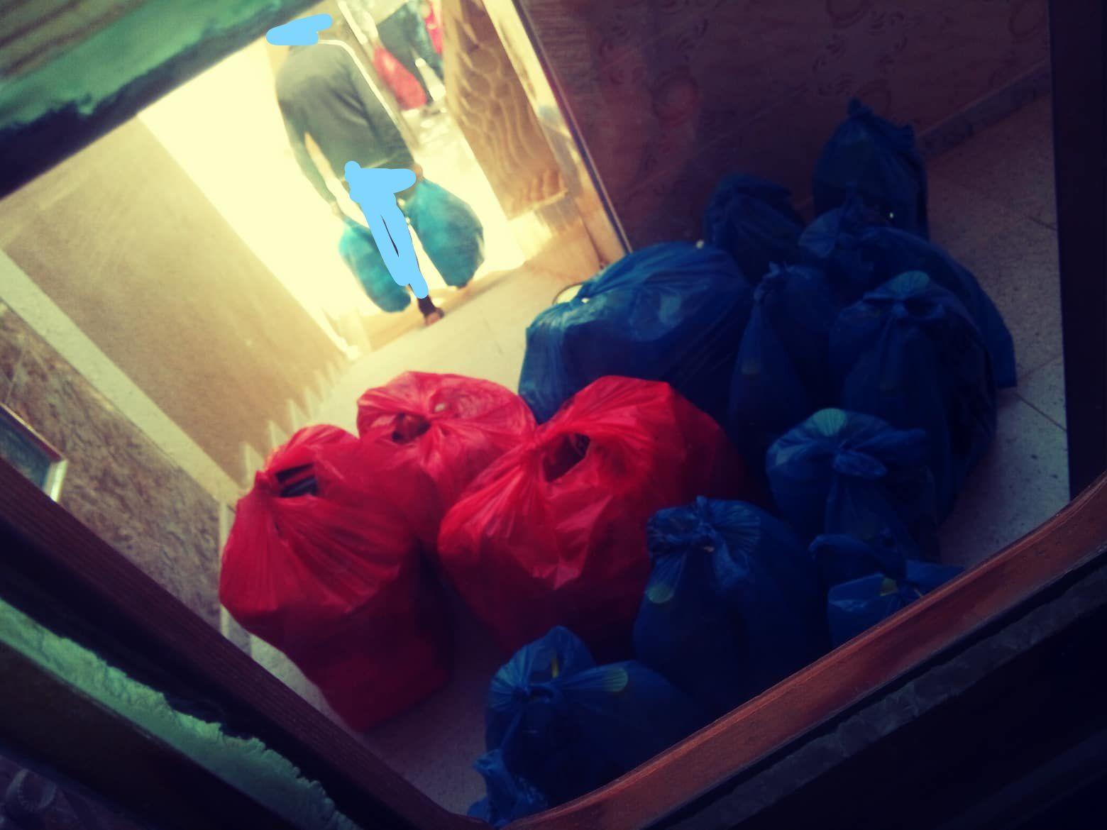 Les colis sont présque prêt à être livré in'challah
