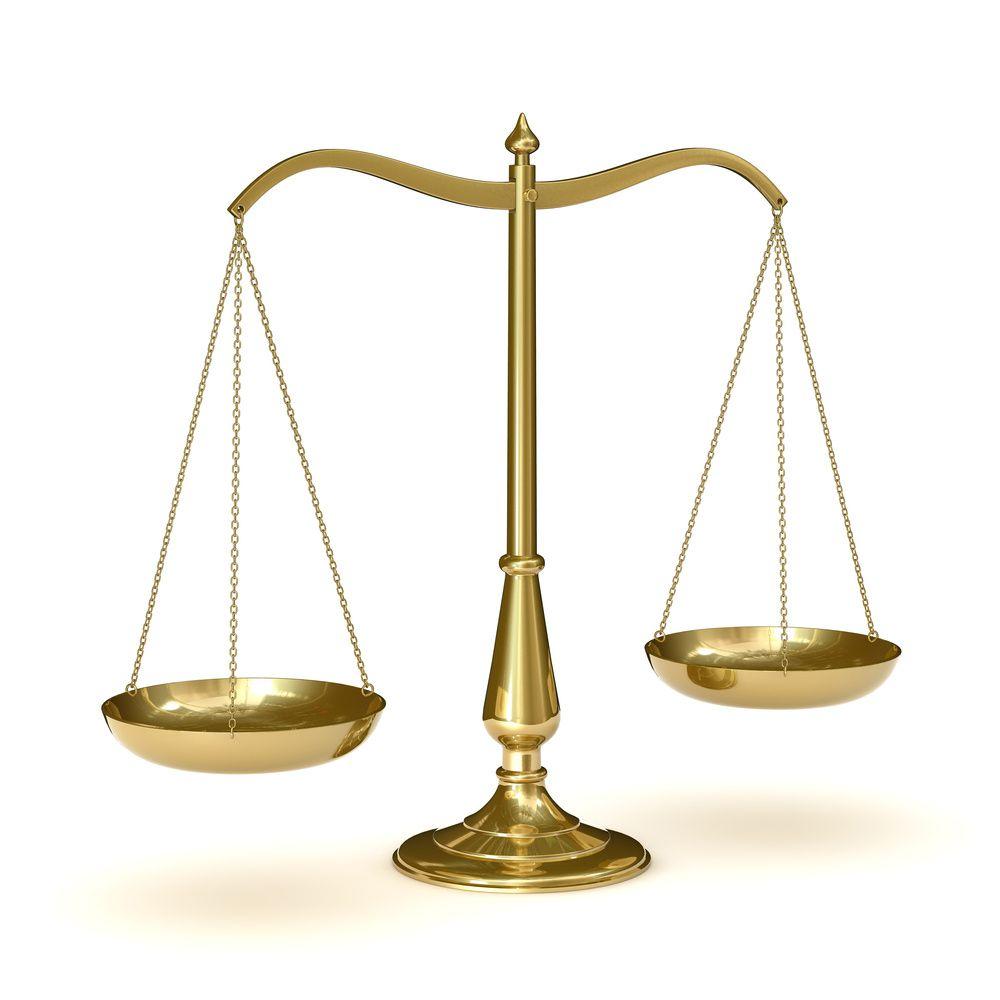 La balance sera posée le jour du jugement