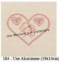 Kit broderie traditionnelle -50%
