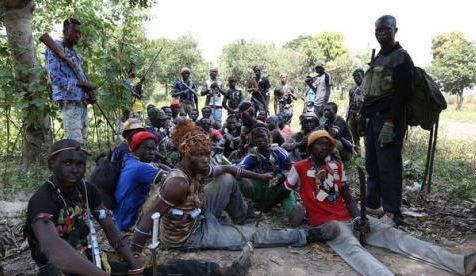 "Centrale: Anti-Balaka milizia ""terroristi"" (AU)"