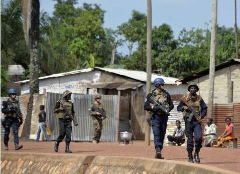 Cinque persone uccise da uomini armati nella notte di Sabato a Bangui