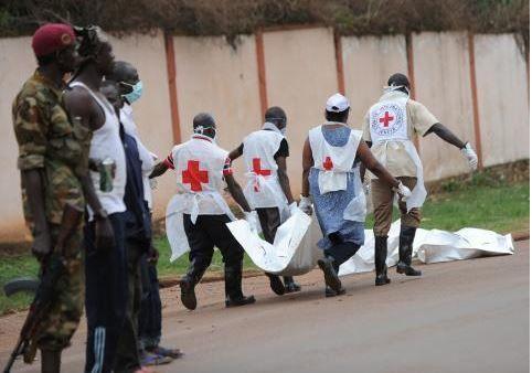 RCA: un humanitaire de la Croix-Rouge tué à Bangui