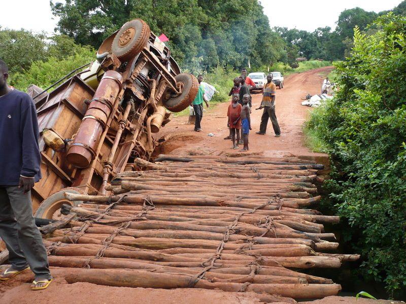 Centrafrica: altre 30 vittime in un incidente stradale