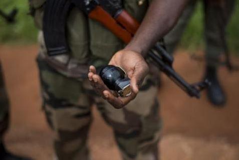 Centrafrique/Bozoum: Trois personnes tuées suite à l'explosion d'une grenade dans une église