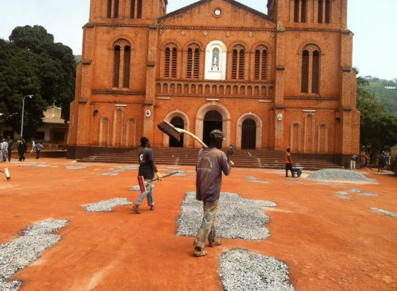 Africa centrale si prepara a ospitare Papa Francesco