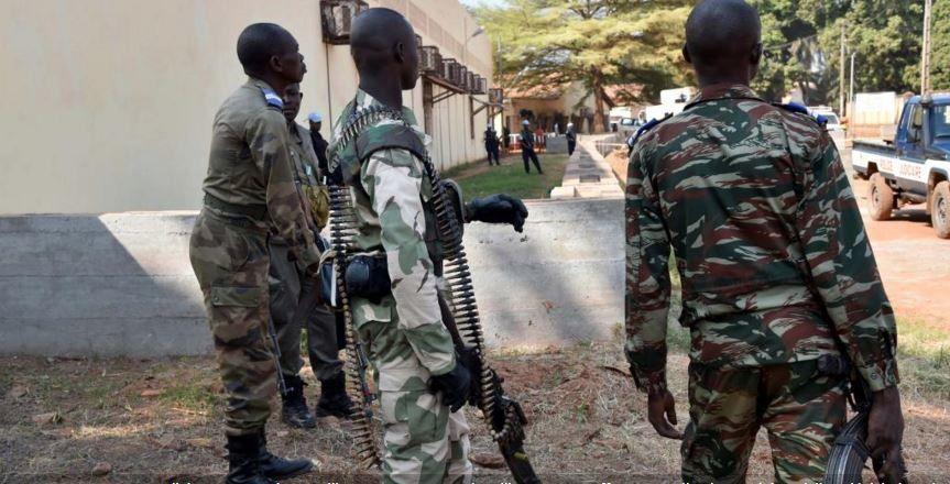 Bangui: la complessità di conteggio dei voti