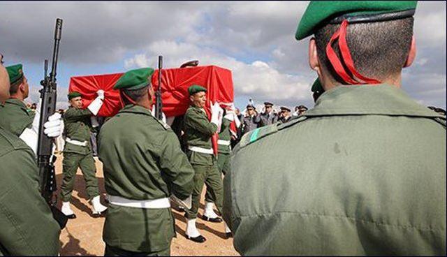 Honneurs funèbres aux deux militaires marocains tués en Centrafrique
