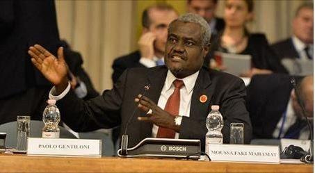 Lu pour vous : Moussa Faki Mahamat, un fidèle d'Idriss Déby élu à la tête de l'Union africaine