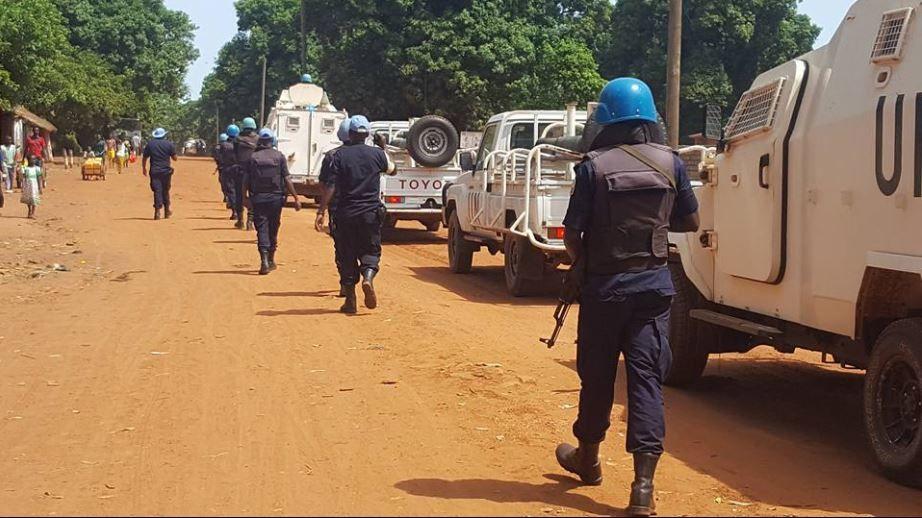 LE FOURVOIEMENT DE L'ONU EN CENTRAFRIQUE par David KOULAYOM-MASSEYO