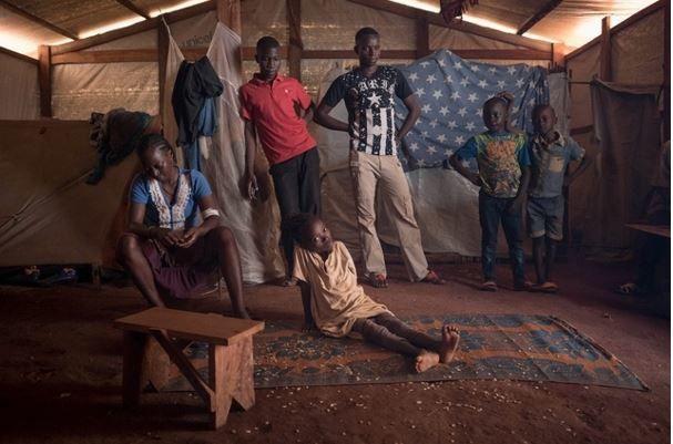 CENTRAFRIQUE: 25000 NOUVEAUX RÉFUGIÉS EN RDC