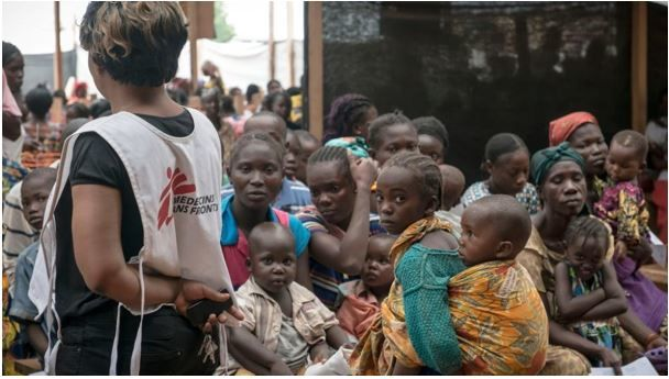 Centrafrique: les combats continuent vers Batangafo (ONG)