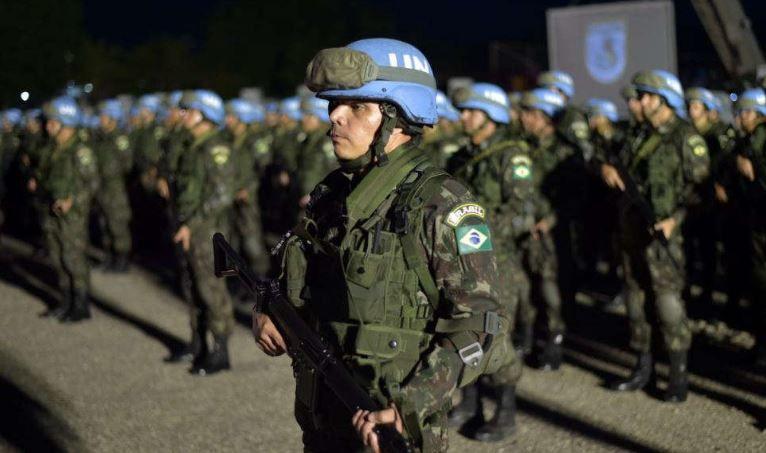 Le Brésil prêt à envoyer 750 Casques bleus en Centrafrique