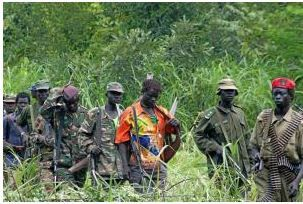 Centrafrique: même décimée, la LRA de Kony continue d'inquiéter