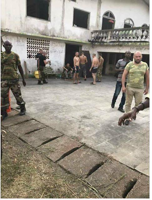 [Reportage] RCA: à Berengo, la présence des militaires russes fait l'unanimité