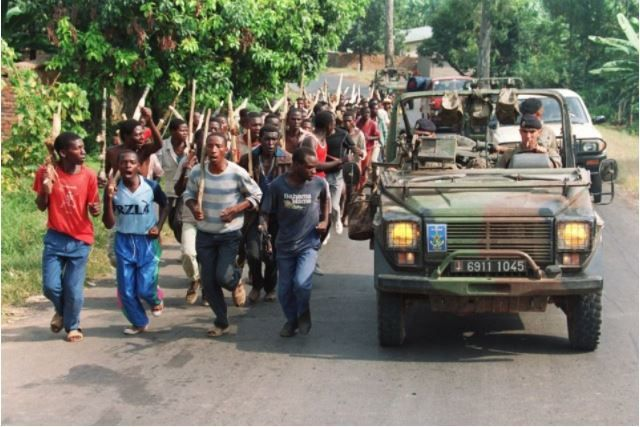 Lu pour vous : Rwanda: «On était venus empêcher la victoire de ceux qui combattaient les génocidaires»