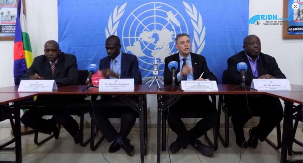 Centrafrique : La Minusca salue l'efficacité de la patrouille mixte avec les FACA au Nord du pays