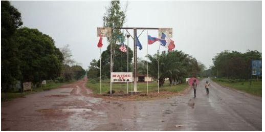 L u pour vous : La Russie équipe et forme les soldats de l'armée en Centrafrique