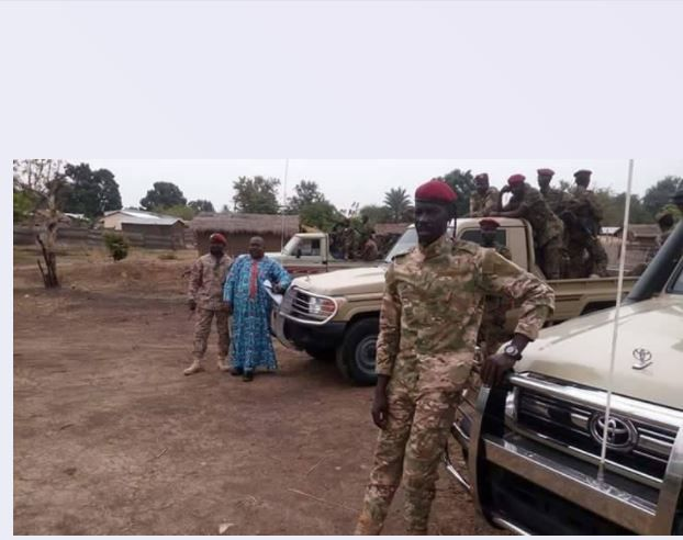 Centrafrique : des combattants rebelles se rassemblent à Kaga-Bandoro