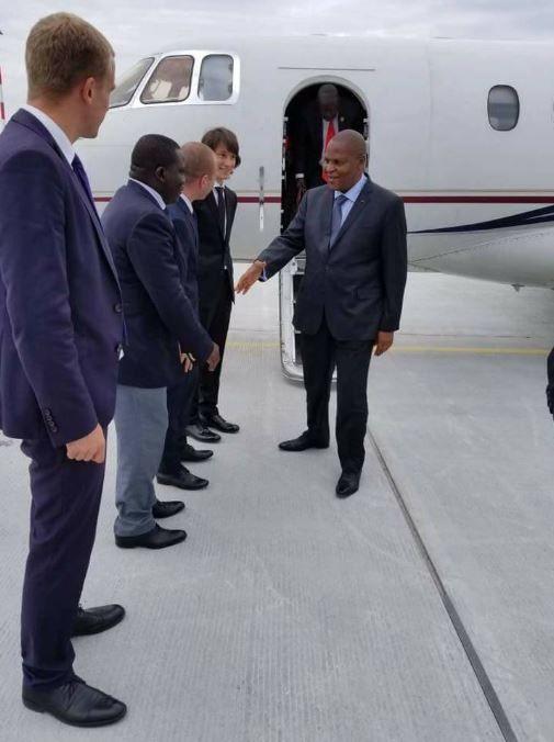 Lu pour vous : Les Russes reviennent en Afrique