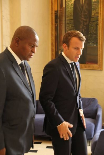 La Centrafrique terrain d'une lutte d'influence diplomatique et sécuritaire