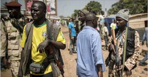 Centrafrique: 12 morts dans un quartier de Bangui