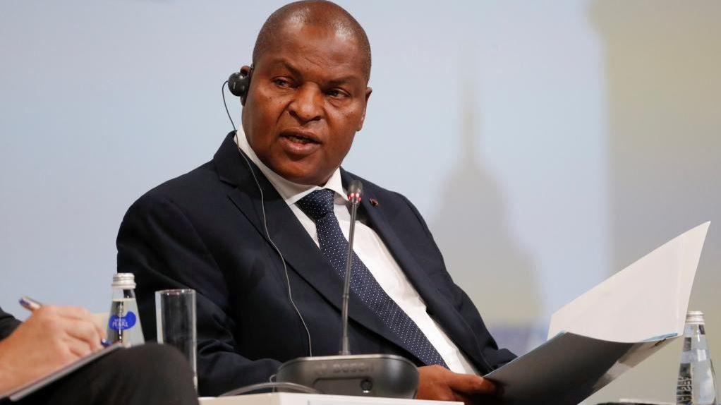 RCA: le président Touadéra en Russie sous le signe du rapprochement économique