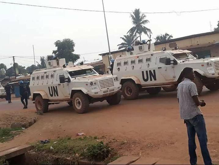 Centrafrique : le casse-tête des contingents de l'ONU