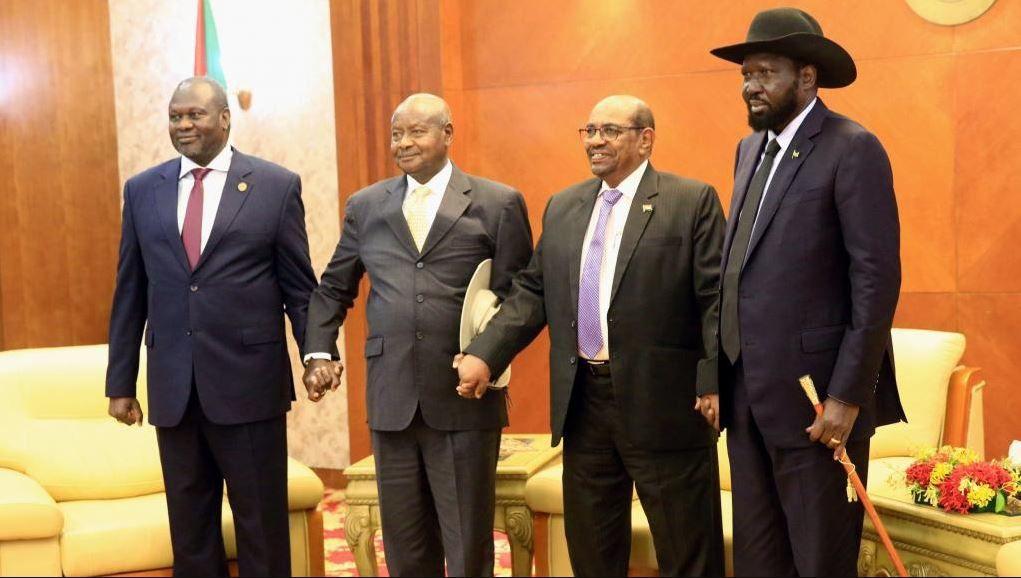 Soudan du Sud : Salva Kiir et Riek Machar signent un accord de paix à Khartoum