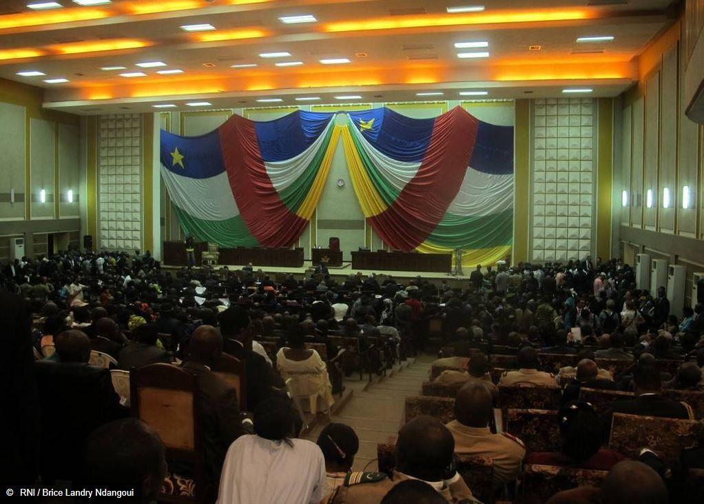 Nouvelles nationales sur Radio Ndeke Luka