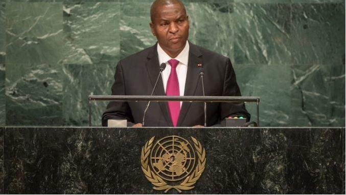 La Centrafrique demande à l'ONU la levée totale de l'embargo sur les armes