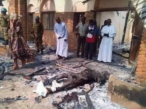 Le Président Touadéra décrète 3 jours de deuil national pour les massacres d'Alindao