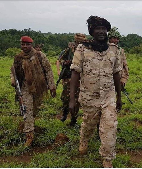 Des rebelles centrafricains achètent des armes à des trafiquants soudanais