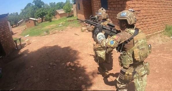 """Centrafrique: situation """"sous contrôle"""" à Bambari après des combats"""