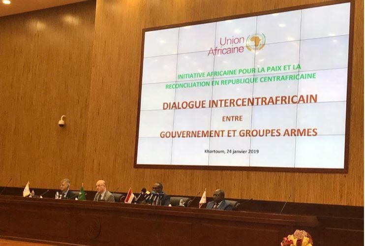 Centrafrique :Ouverture du Dialogue de paix àKhartoum