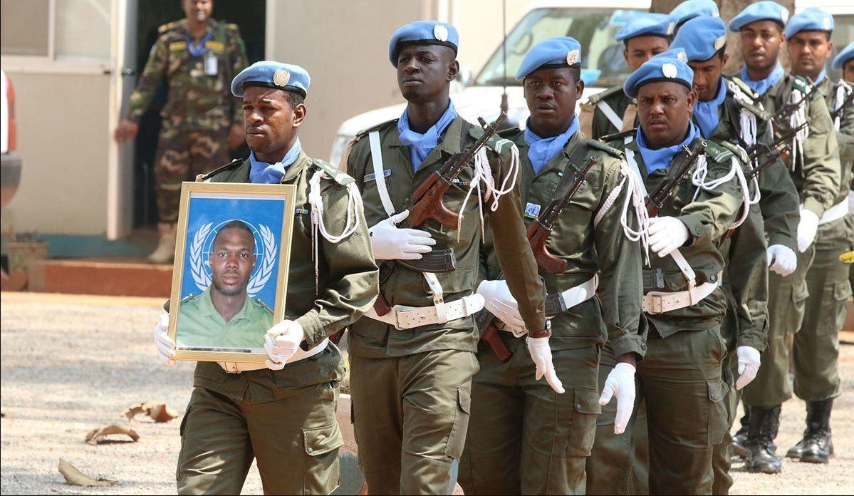 Centrafricaine: La MINUSCA salue la détermination du contingent mauritanien
